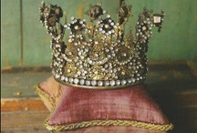 Crowns ♚ / I love crowns ... Must be the princess in me!!!