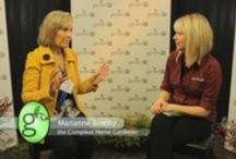 Know Your Experts - GardenTV Videos / Watch these GardenTV interview videos as garden experts share their expertise with us!