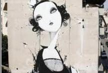 Graffiti & Street Art ♚ / Amazing graffiti and street art