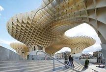 Architecture around the world...