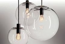 Let There be Light ♕ / Wonderful statement lighting ideas