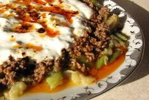 Turkish food / Ülkemin harika yemekleri: Türkiye ... ✿ Please Pin from one board only 4-5 Pins at once ✿ If you repin more than this, I'm sorry, you will be blocked ✿