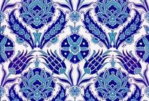 Turkish Tiles & Ceramics / Turkish Tiles and Ceramics = Çini ve Seramik () () ✿Please Pin from one board only 4-5 Pins at once ✿ If you repin more than this, I'm sorry,you will be blocked✿
