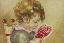 Vintage Valentines / Cute and beautiful Valentines cards of years past. / by Linda Levans