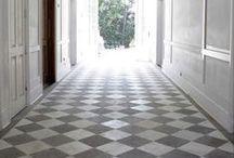 Floors ♕ / Wonderful flooring ideas for your home