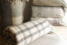 Cushions & Soft Furnishings / Beautiful textiles for the home