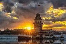 Istanbul - Kiz Kulesi (Maiden's Tower)