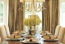 Dining room ideas / ✿Please Pin from one board only 4-5 Pins at once ✿ If you repin more than this, I'm sorry,you will be blocked✿
