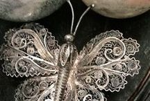 Filigree - Telkari / ✿Please Pin from one board only 4-5 Pins at once ✿ If you repin more than this, I'm sorry,you will be blocked✿