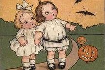 Vintage Halloween / by Linda Levans