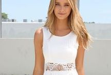 // Little White Dress / This board collects beautiful WHITE dresses just for you!