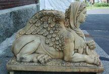 Скульптура (керамика, дерево, литьё)