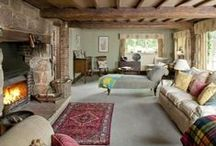 Traditional Home Interiors / Lots of ideas for the traditional home - all rooms of the house.