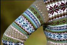 Oh, lovely knitwear
