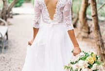 Brides / Bride, bridal gown, wedding accessories, wedding ideas, wedding venue