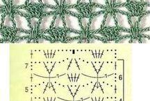Szydełko - wzory