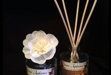 Fragrance Diffusers / It's all about the fragrance and how you present it.