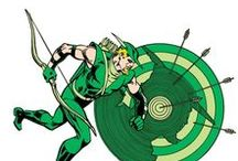 The Green Arrow / ~The billioner archer~