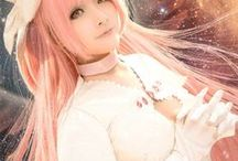 Puella~Magi~Madoka~Magica Cosplay Inspiration / This is a board created to gather inspiration/reference images for cosplay I'd like to try and do in the future of 'Puella Magi Madoka Magica' characters