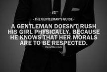 A Gentleman...the man of my dreams...