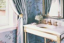 Powder Room Inspiration