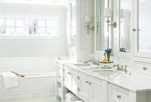 """Monochromatic White / This color trend is """"white"""" hot."""