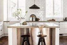 Traditional Meets Modern / Old meets new when combining traditional design aspects with modern twists.