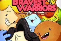 Bravest Warriors Cosplay Inspiration