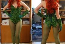 Poison Ivy Cosplay Inspiration
