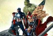 Avengers Assemble! / by Leo Barcelos