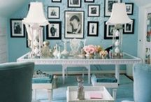 Divine Offices / Gorgeous and girly offices (and products) that are fabulously Divine!