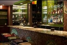 The Trellis Bar and Grill Cocktails / Come join us for Cocktails and enjoy a hand crafted cocktail carefully prepared by our mixologists or a glass of bourbon from one of the largest bourbon collections in Virginia!