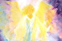 Divine Business Angel Cards / Business Angel cards, created by Rev. Anne Presuel. All Angel pictures are from Sharae Taylor and are used with permission.