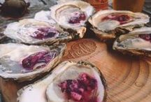 Oyster Recipes / I prefer my oysters raw and naked, but a perfectly cooked oyster can be transcendental.
