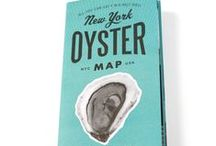 Where to Slurp Oysters in NYC / An exclusive list of my favorite oyster bars & purveyors in Manhattan and Brooklyn. (Not ranked -- higher the list number, the earlier I added them)