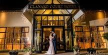 Real Weddings at the Clanard Court / Here's photos from previous couples who have celebrated their wedding at the Clanard Court Hotel.