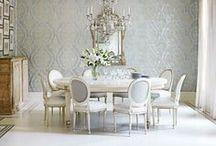 DINING ROOMS / by Elham Zaid