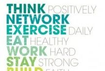 Healthy Habits / Habits you should regularly engage in to stay healthy!