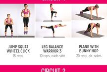 Work that Workout / All things needed for your at home workout! ~M~ / by Oh So Petite