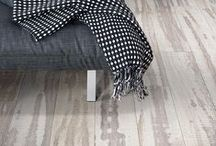 White Out / Let your floor make a statement by keeping the room simple!!