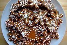 Christmas / Christmas decoration, recipes