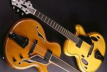 Wishlist Guitar Semi-Acoustic / My wish list of Semi Acoustic, Semi Hollow and Chambered Body Guitars