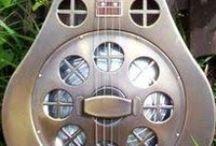 Ukuleles- Baritone Resonator / My wish list of Baritone scale Resonator and Banjo Ukuleles
