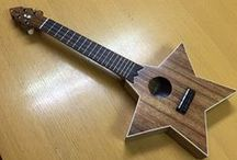 Ukuleles- Soprano Less Traditional / My wish list of Soprano scale Pineapple and other alternatively shaped Ukuleles https://sites.google.com/site/ukulelecorner/home/might-come/soprano/pineapple-soprano