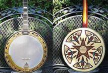 Wishlist Tenor Banjo / My wish list of Tenor and Plectrum Banjos  https://sites.google.com/site/ukulelecorner/home/might-come/not-ukulele/tenor-banjo