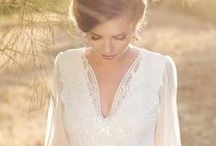 The Dress {FiveSense Farm} / Perhaps the most memorable part of your wedding- your dress! And even if you've already had your big day, there's certainly no harm in looking...