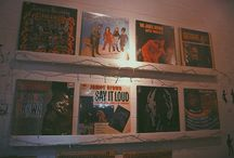 Records / Discophile (n) a person who loves vinyl; a record collector