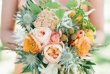 Bouquet {FiveSense Farm} / Who doesn't love flowers? We can't get enough of these stunning and diverse bouquets!