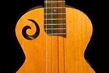 Ukuleles- Baritone Handmade / My wish list of Craftsperson made Baritone scale Ukuleles https://sites.google.com/site/ukulelecorner/home/might-come/baritone/Baritone-Craftsman