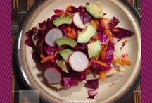 Recipes from www.feelingfit.info / Eating well is a big part of feeling fit, this board contains a collection of recipes that were featured on www.feelingfit.info